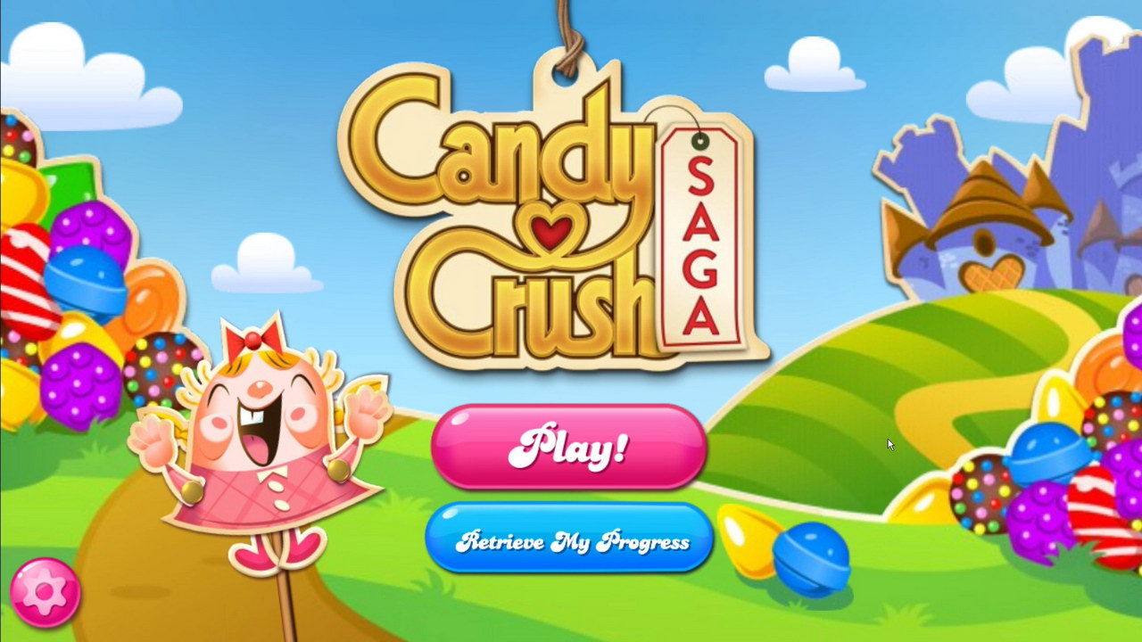 Candy Crush Saga by King