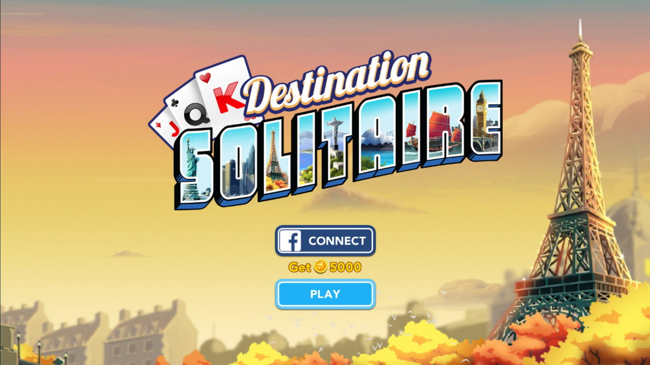 Destination Solitaire by MobilityWare