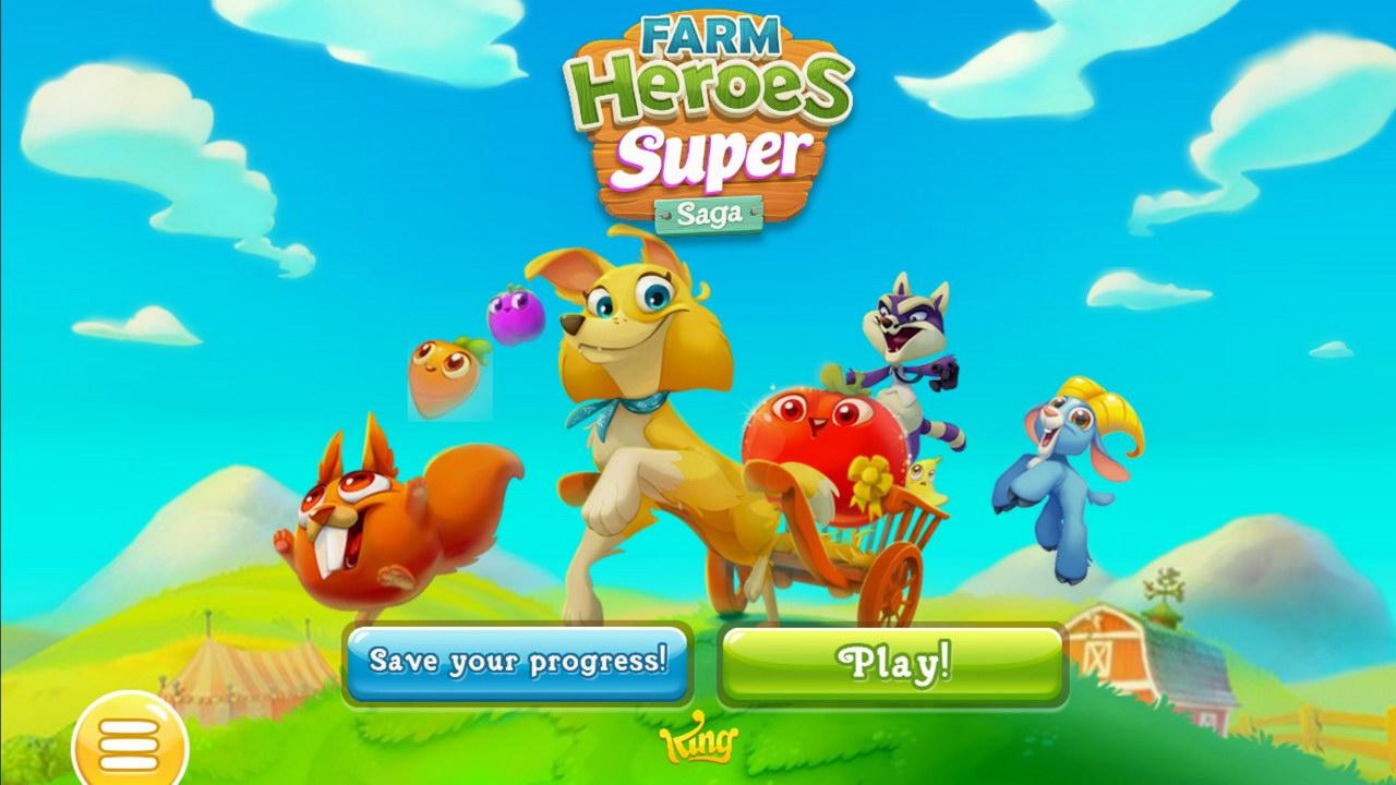Farm Heroes Saga by King