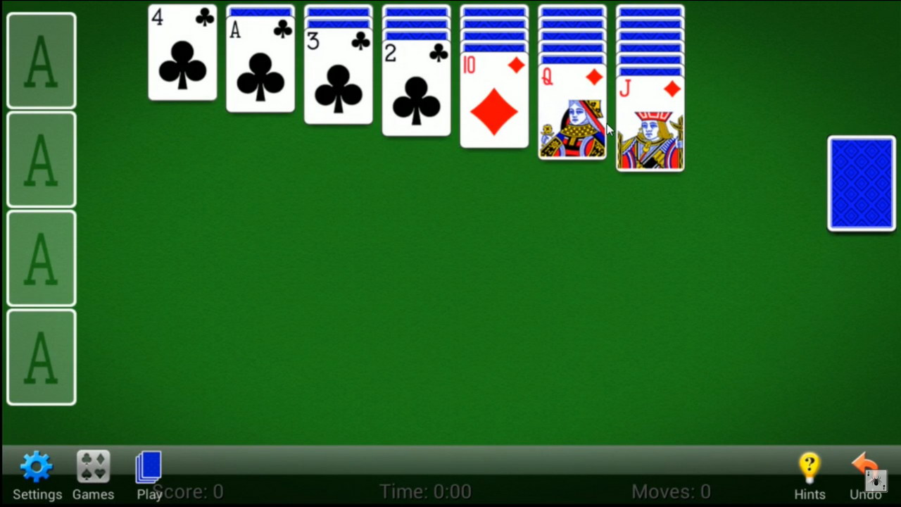 Klondike Solitaire by MobilityWare