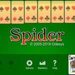 Spider Solitaire by Odesys