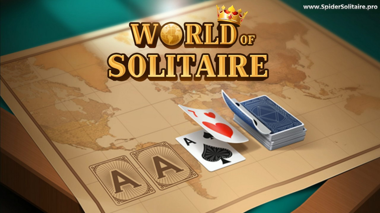 World of Solitaire Klondike by NEOWIZ