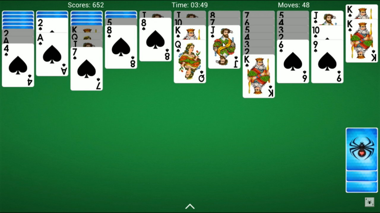 happy-sky-games-spider-solitaire