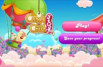 Candy Crush Jelly Saga by King