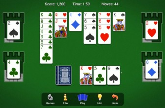 Castle Solitaire: Card Game by MobilityWare