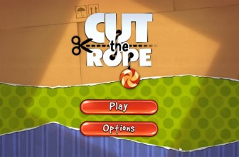 Cut the Rope by ZeptoLab