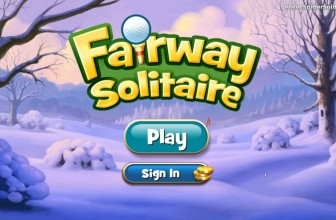 Fairway Solitaire by Big Fish Games