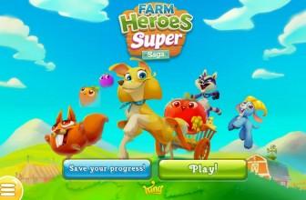 Farm Heroes Super Saga by King