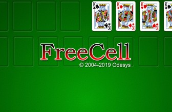 FreeCell Solitaire by Odesys