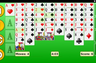FreeCell by KARMAN Games