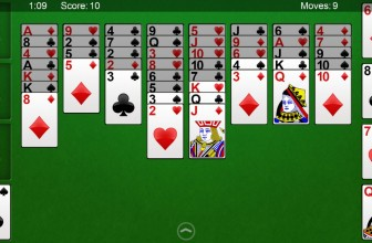 FreeCell Solitaire by nerByte