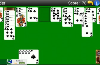 GASP Spider Solitaire