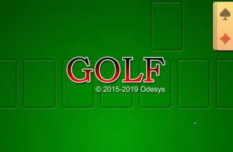Golf Solitaire by Odesys