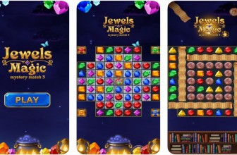 Jewels Magic: Mystery Match 3 by BitMango