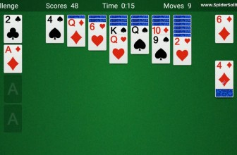 Klondike Solitaire by Classic Solitaire Games