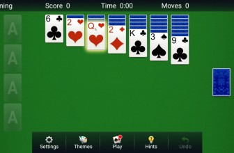 Klondike Solitaire by Magic Word Games