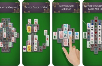 Mahjong Solitaire by MobilityWare