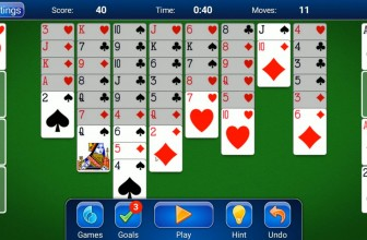 MobilityWare FreeCell Solitaire