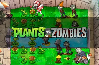 Plants vs. Zombies by Electronic Arts