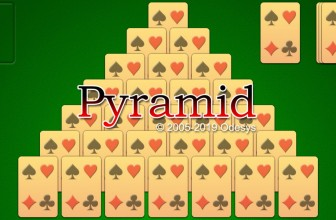 Pyramid Solitaire by Odesys