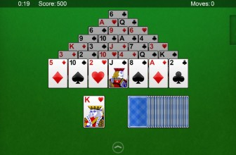 Pyramid Solitaire by nerByte