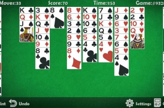 Solitaire Classic Collection by Candy Mobile