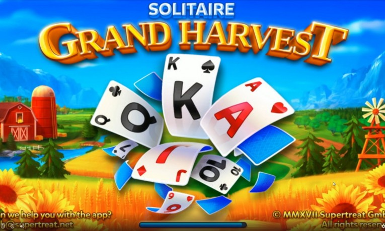 Solitaire – Grand Harvest – Tripeaks by Supertreat