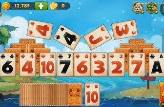 Solitaire – Island Adventure by Card Games Inc