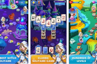 Solitaire – Wonderland Adventure – Tripeaks by Card Games Inc
