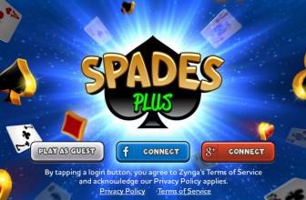Spades Plus – Card Game by Zynga
