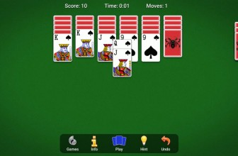 Spider GO Solitaire by MobilityWare