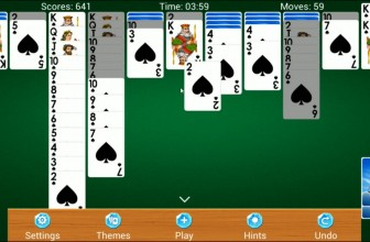 Spider Solitaire – Classic Card Games