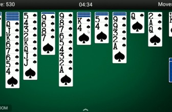 Spider Solitaire by Classic Solitaire Games