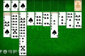 Spider Solitaire by Clockwatchers Inc