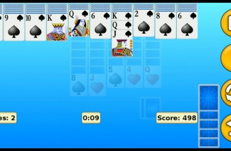 Spider Solitaire by KARMAN Games