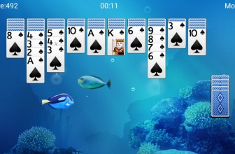 Spider Solitaire by Solitaire Fun
