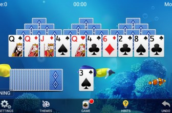 TriPeaks Solitaire by Solitaire Fun