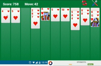 Spider Solitaire by XUNYOU Games