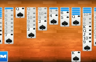 Magma Mobile Spider Solitaire