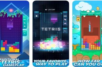 Tetris® by N3TWORK Inc.
